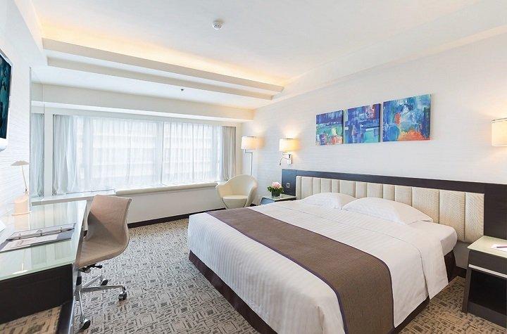 香港麗豪酒店 Regal Riverside Hotel-高級客房 6h|12:00-18:00