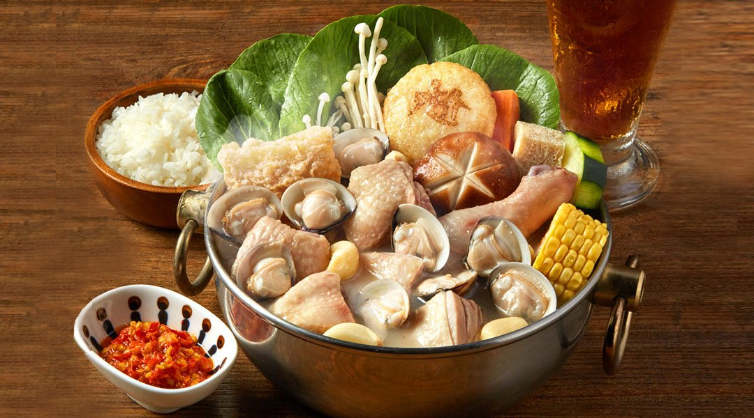 尬鍋 台北西門店-外帶限定|精選單人鍋物加贈雞腿肉