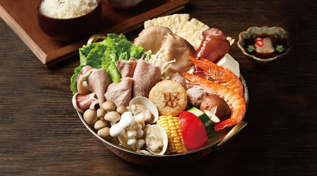 聚北海道鍋物 台中中科店-外帶限定|聚單人即食鍋