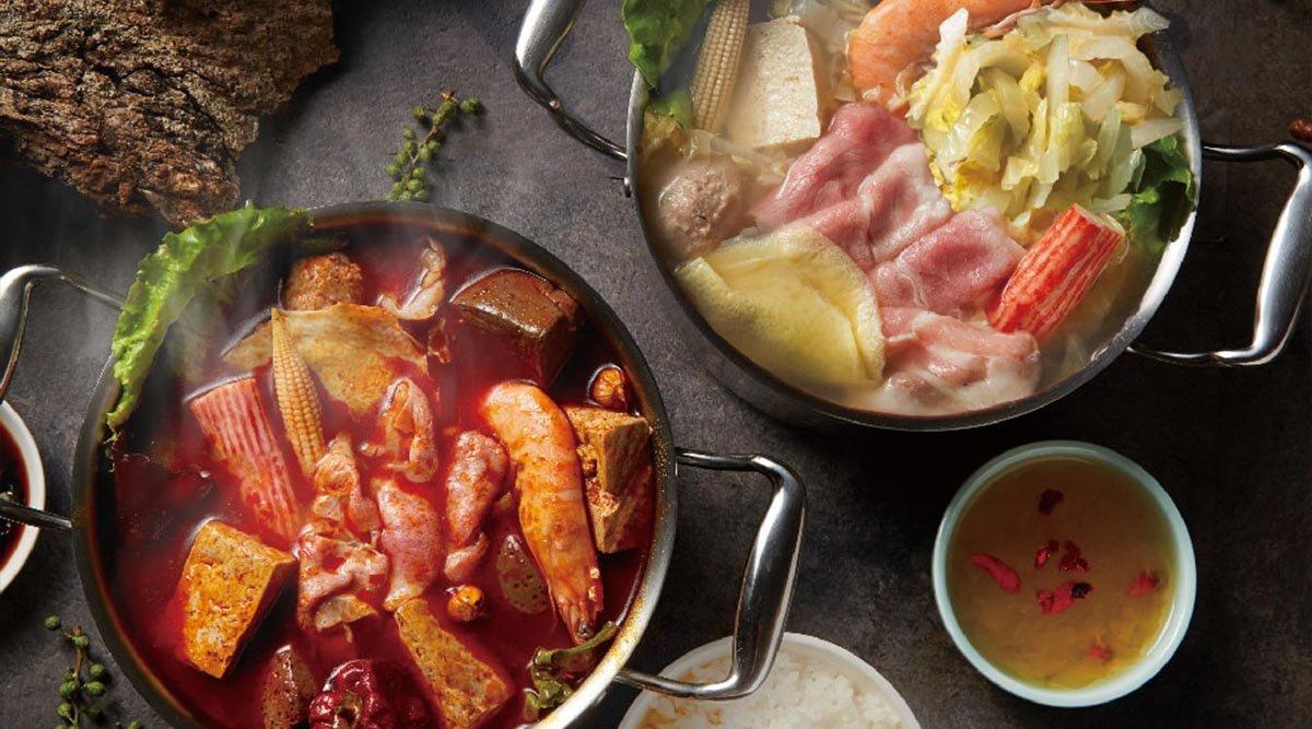 青花驕 光復南店-酸菜白肉鍋|個人即享鍋|外帶限定