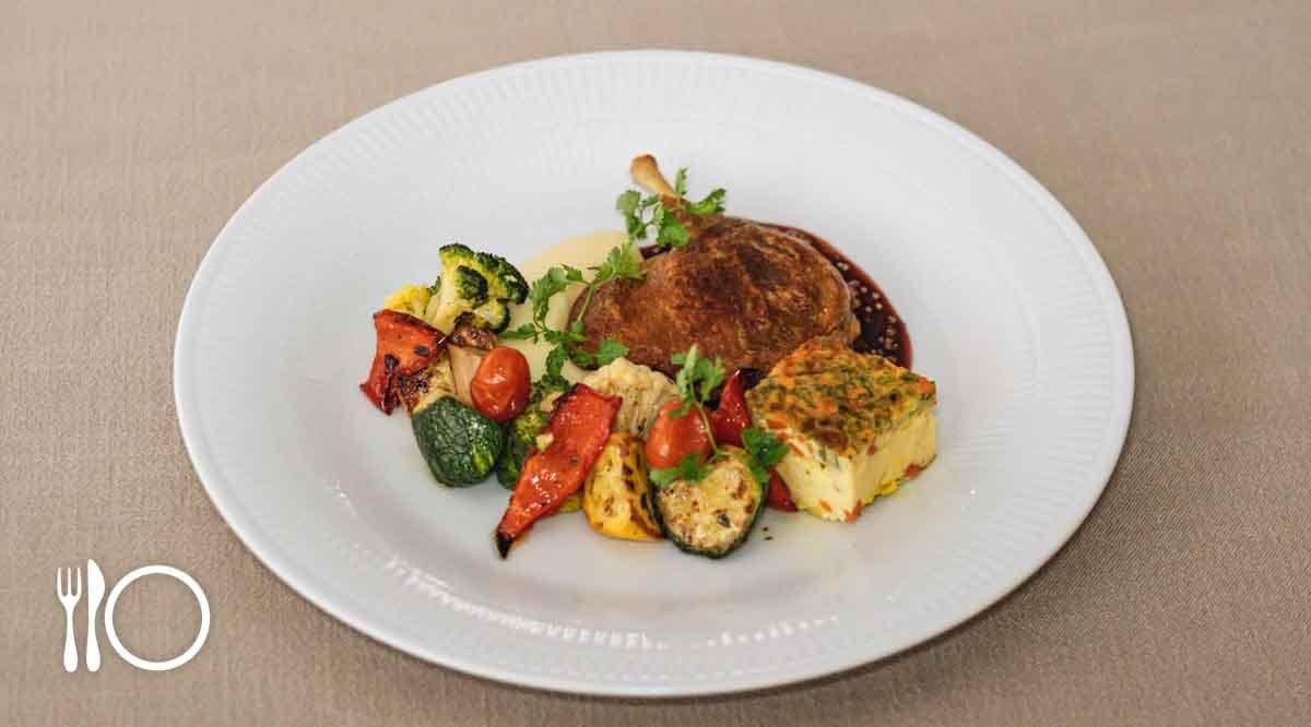米其林餐盤|Chou Chou 法式料理餐廳-米其林法式餐盒|限外帶