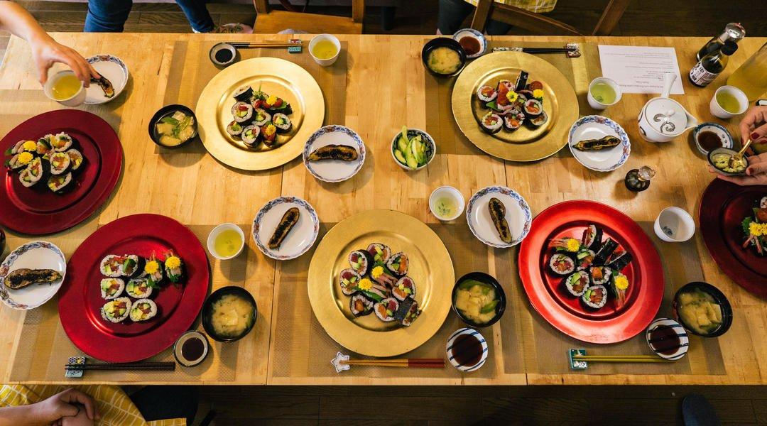 Mayuko 廚藝教室- 日本料理教室|私人教學|5 人以下