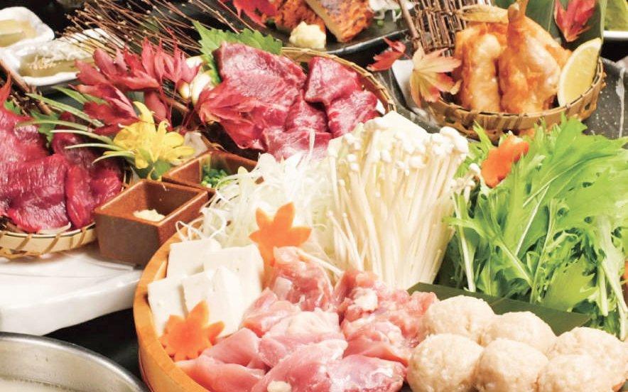 水炊鍋・馬肉刺身 ANDO 西麻布-本店超人氣!僅含餐點全 9 品|博多水炊鍋套餐
