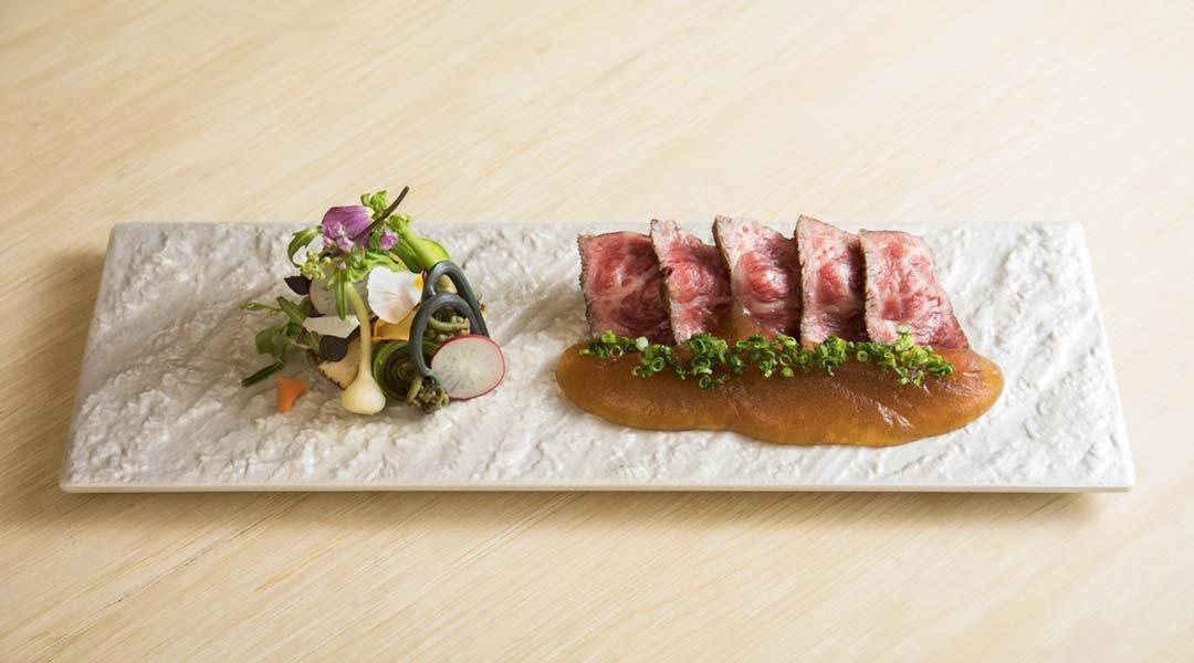 藍泉-主廚無菜單套餐