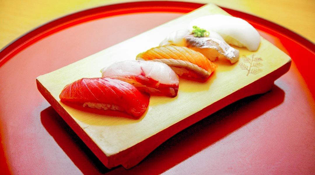 鮨丸-特選套餐|經典 Omakase