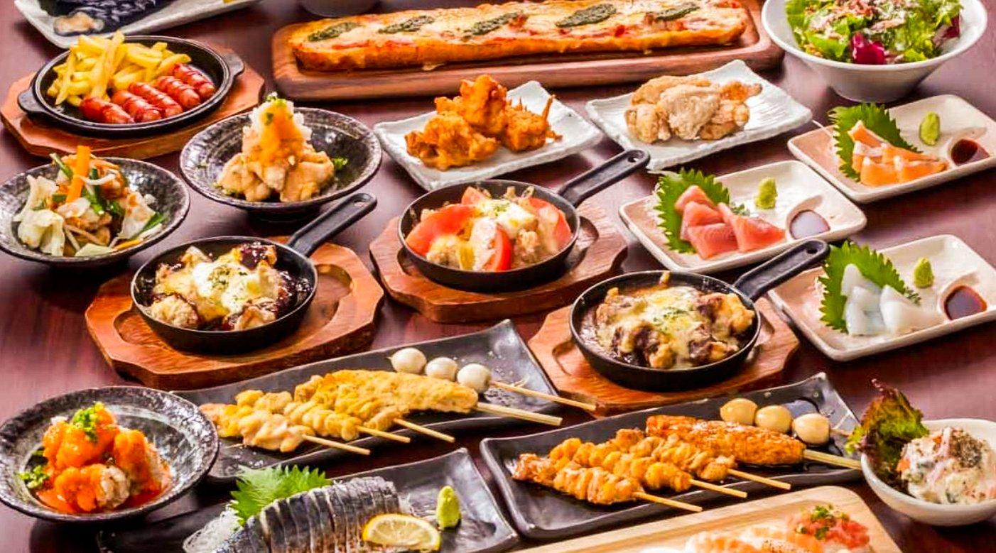金之藏 新宿東口總店-高級套餐|吃到飽
