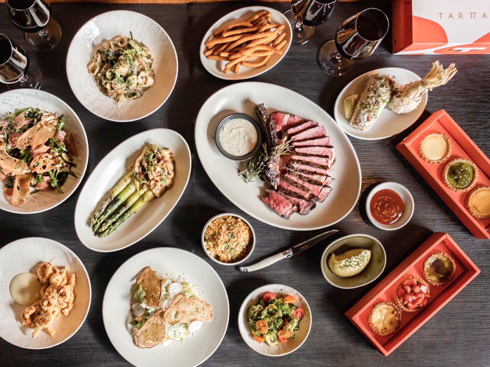 WILDWOOD原木燒烤餐廳-米其林在家安心吃四人套餐|限外帶