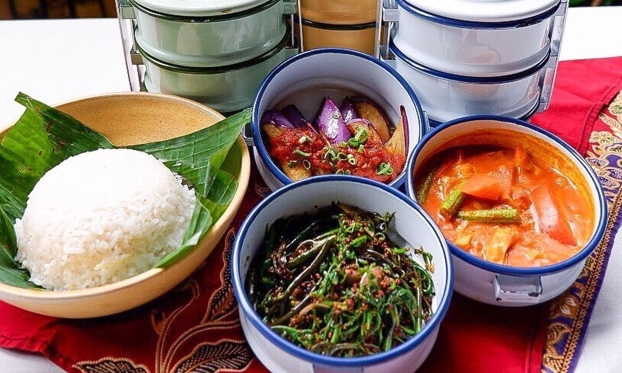 Bijan Bar & Restaurant-Takeaway | Simply Malay Hidangan Premium Set