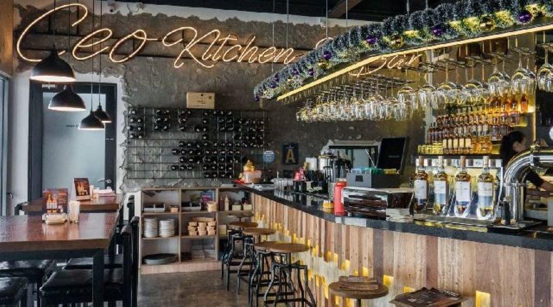 CEO Kitchen & Bar-RM 50 Cash Voucher