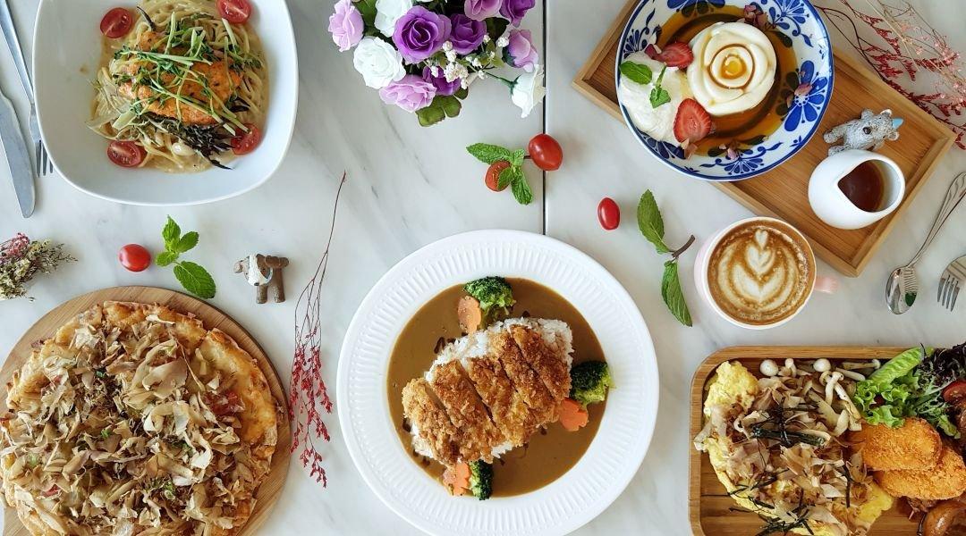 Viola Flower Cafe-Takeaway | Special Value Set for 2