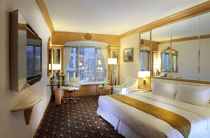 富豪香港酒店 Regal Hongkong Hotel-高級客房 8h | 14:00 - 22:00
