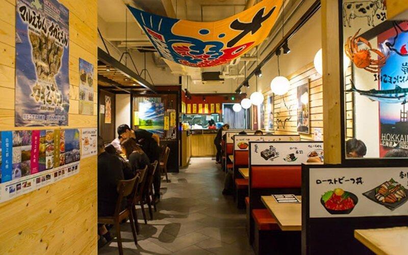 Hokkaido Syokudo 北海道食堂-雙人派對套餐