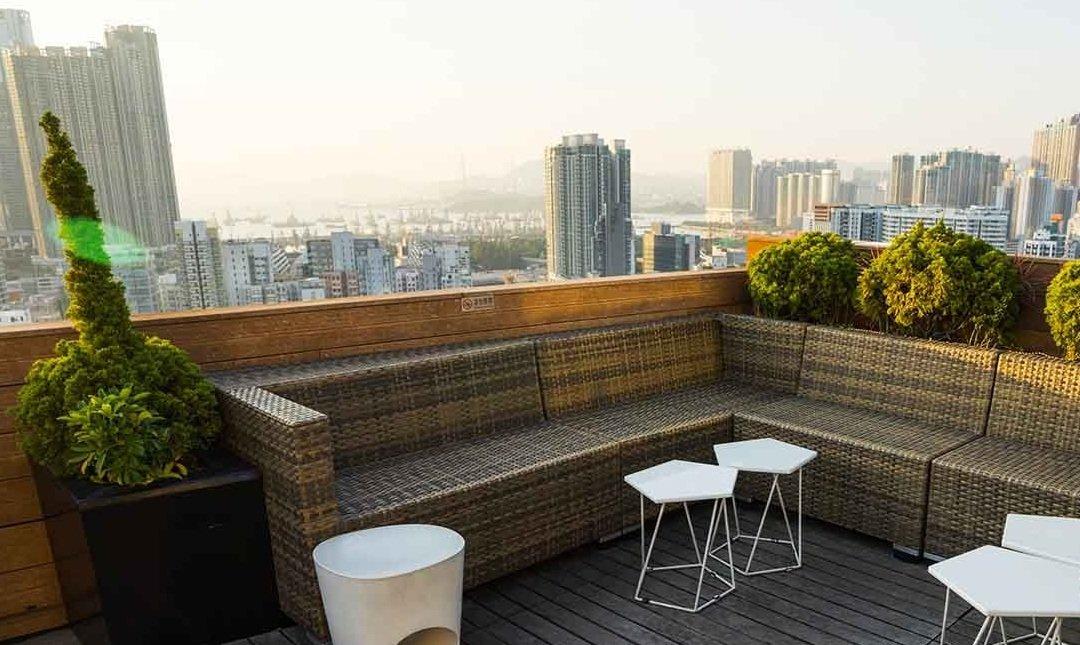 Horizonte Lounge-精選啤酒 2杯
