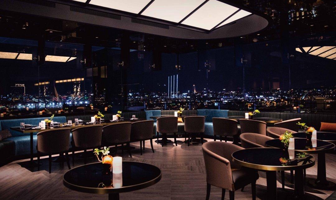 INGE'S Bar & Grill|台北萬豪酒店-雙人星空分享餐