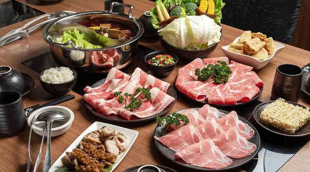 洪爺麻辣鍋 復興店|台北麻辣鍋-肉麻雙人套餐