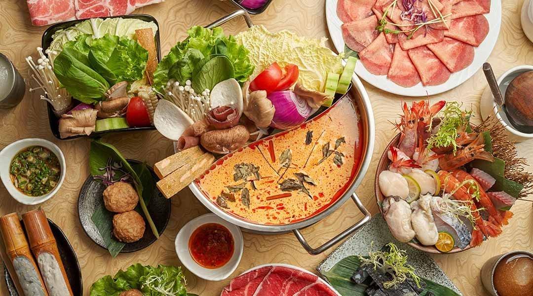 忻殿堂南洋叻沙鍋物|台北火鍋-現場 300 元折抵贈鍋料 | 內用外帶皆可