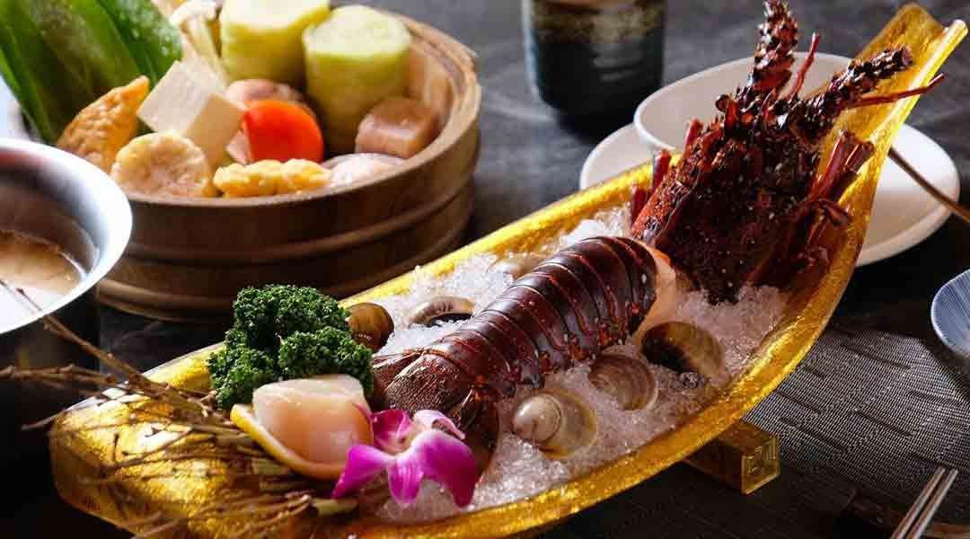 自然風 shabu shabu 精品料理屋|台北火鍋-現場 1000 元折抵|贈鮑魚沙拉