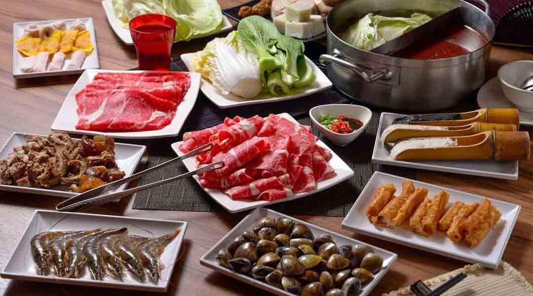 滿堂紅頂級麻辣鴛鴦鍋 松江店|台北麻辣鍋-單人精緻吃到飽|贈驚喜菜色 1 份