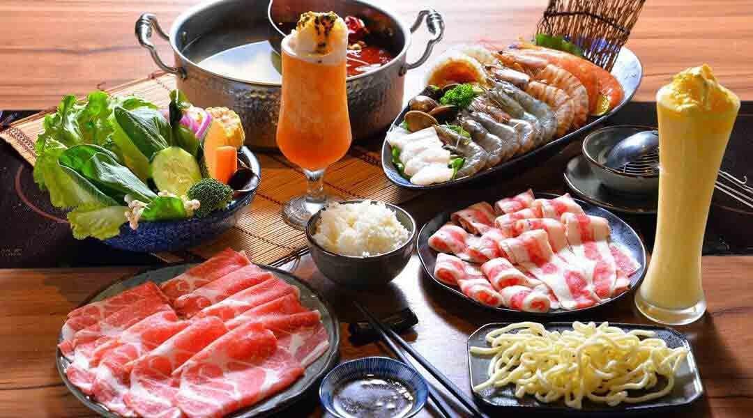 囍富火鍋|台北火鍋-雙人頂級海陸套餐