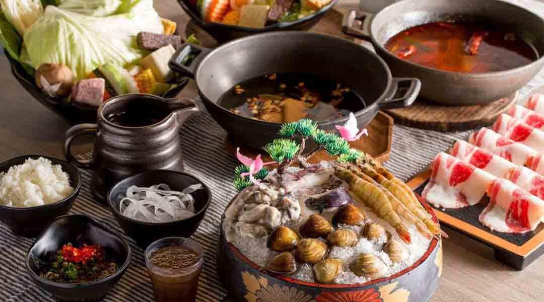 隱鍋 台北林森北路店|台北火鍋-招牌雙人套餐