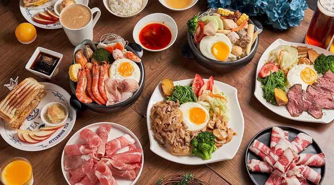 Q POT 蛋蛋獨享鍋|台北火鍋-現場 250 元折抵 | 疫情期間僅提供外帶