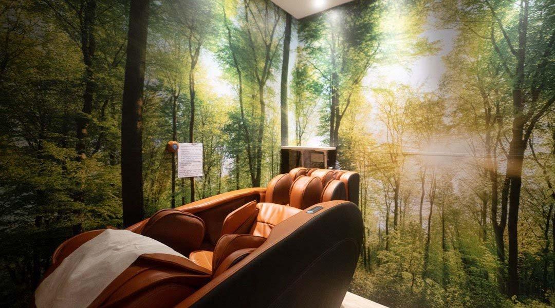 小憩睡眠咖啡館 中山國中店-單人獨享|14萬按摩椅 + 按摩眼罩按摩 30 min