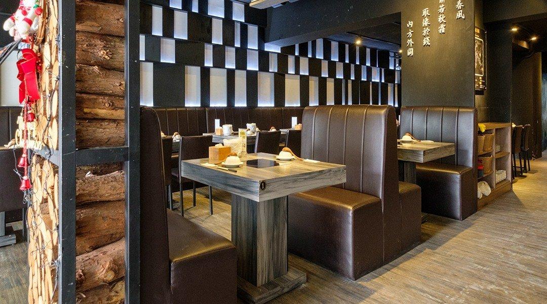 圓味涮涮鍋 文德店|台北麻辣火鍋-雙人海鮮套餐|蝦兵蟹將軍團