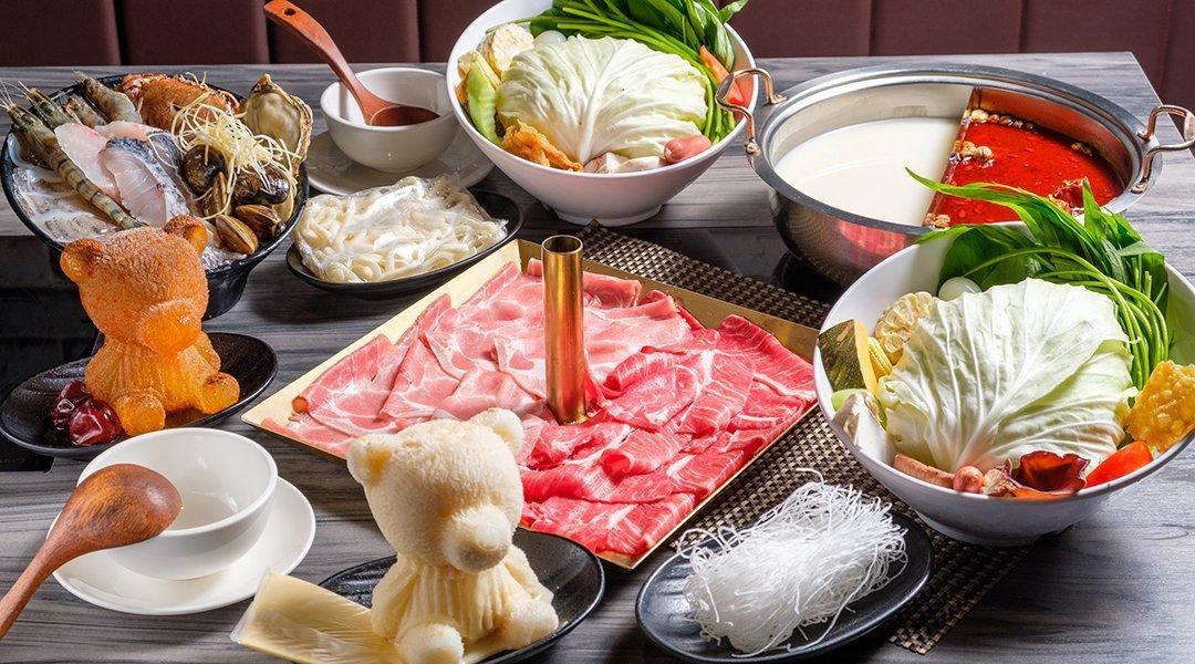 圓味涮涮鍋 民族店|台北麻辣火鍋-現場 550 元折抵