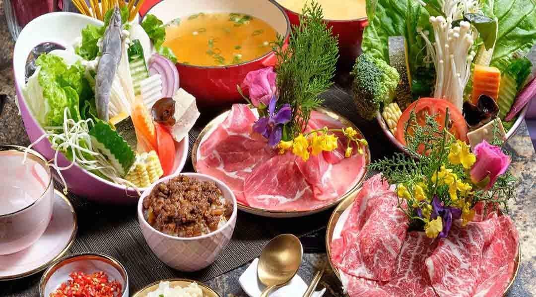 喜園有機鍋物 民生浪漫店 台北火鍋-日本 A5 和牛吃到飽