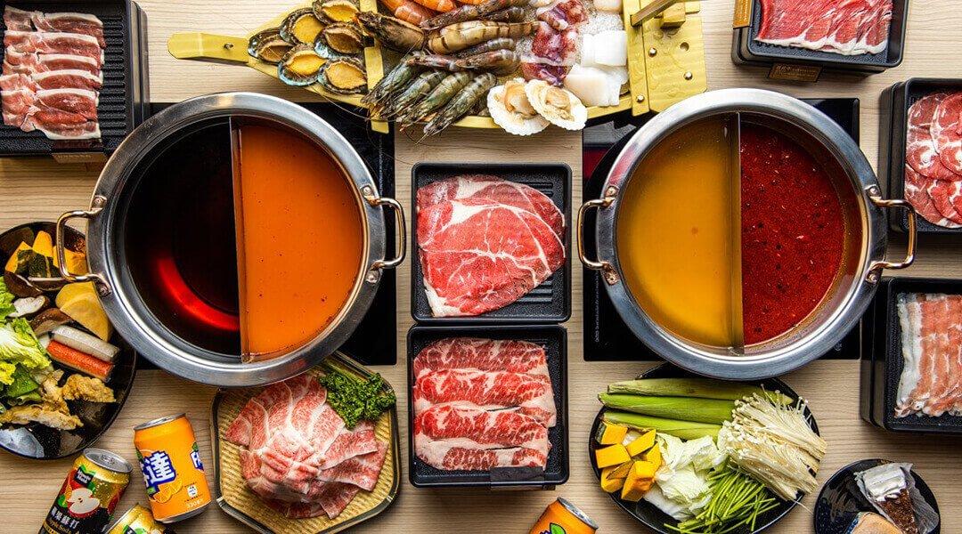 原味頂級和風鍋物吃到飽|台北火鍋-B|平日晚餐 & 假日全時段超值嚴選