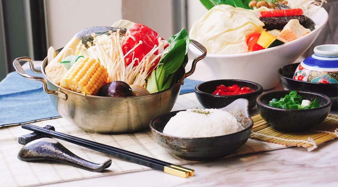 富鼎日式開運火鍋|台北火鍋-單人特選梅花豬開運鍋