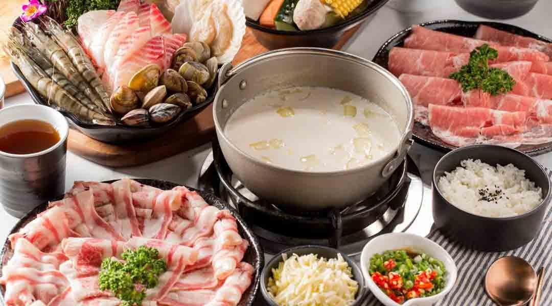 上尚坊鍋物料理 太平店|台中火鍋-招牌鍋物單人套餐