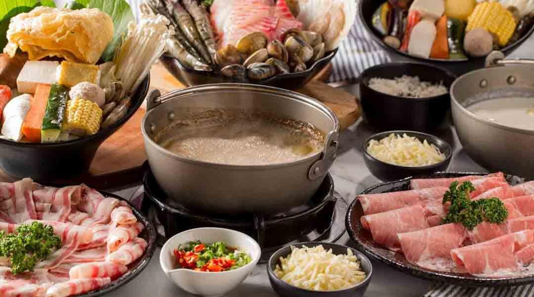 上尚坊鍋物料理 太平店|台中火鍋-招牌鍋物海陸雙人套餐