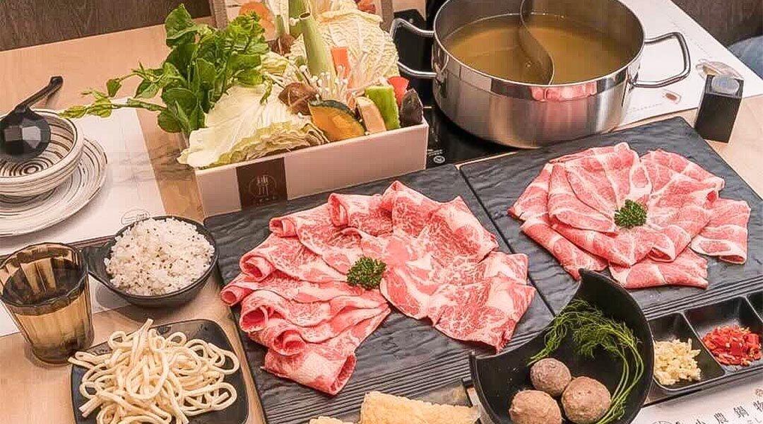 穗川小農鍋物|台北火鍋-現場 500 元折抵|贈蛤蠣 1 份|疫情期間僅提供外帶