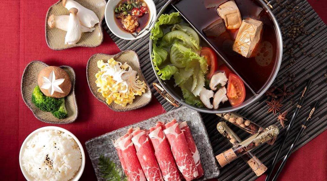 紅九九個人鴛鴦鍋 市府店|台北麻辣鍋-經濟單人套餐