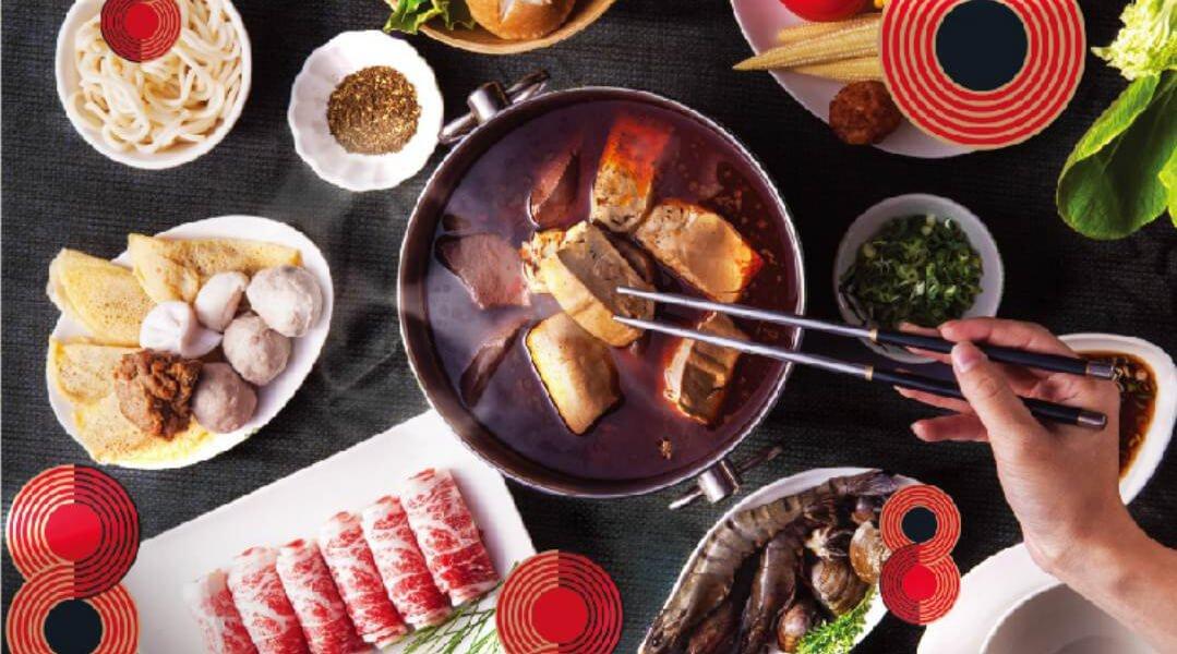 紅九九個人鴛鴦鍋 市府店|台北麻辣鍋-豪華單人套餐