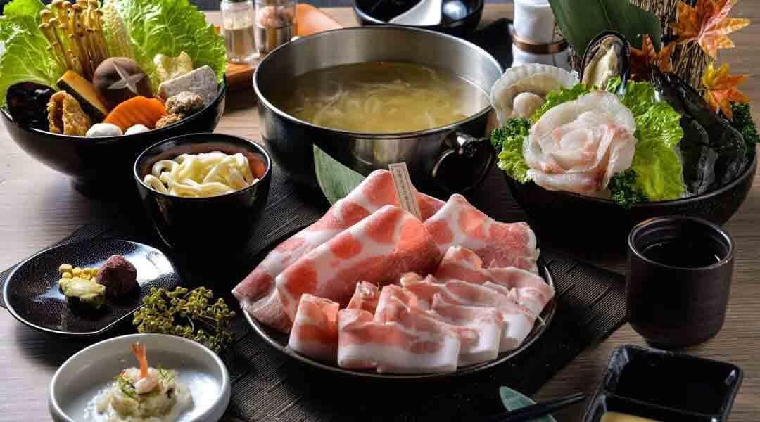 王鍋屋|台北火鍋-王鍋屋嚴選豬肉套餐|贈海鮮盤