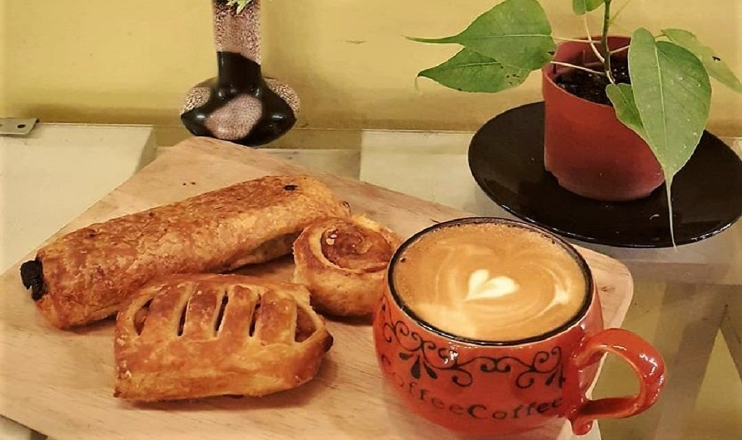 Playground Coffeery-外帶|15% OFF 單人咖啡 + 點心