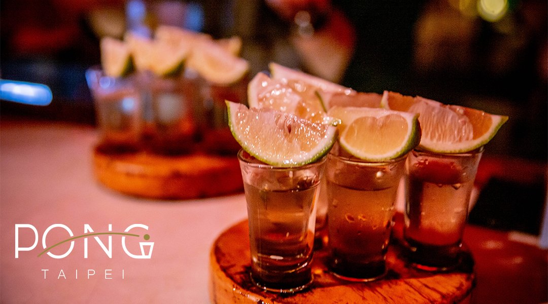 PONG Taipei-任選經典調酒 6 杯|FunNow 獨家優惠
