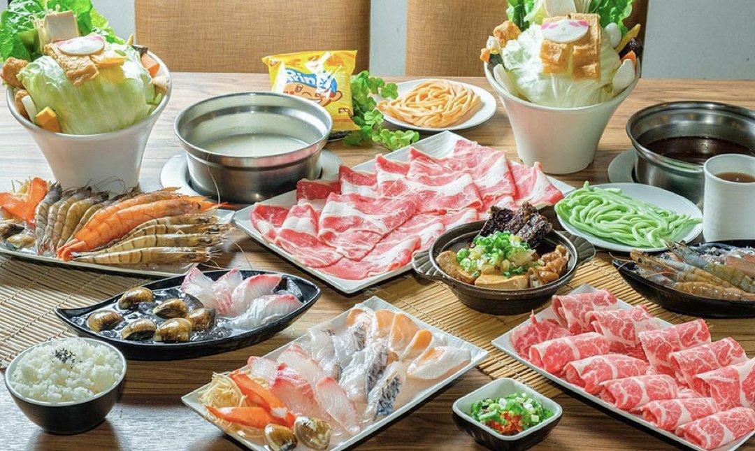 台北麻辣鍋 武侍麻辣鍋 食物