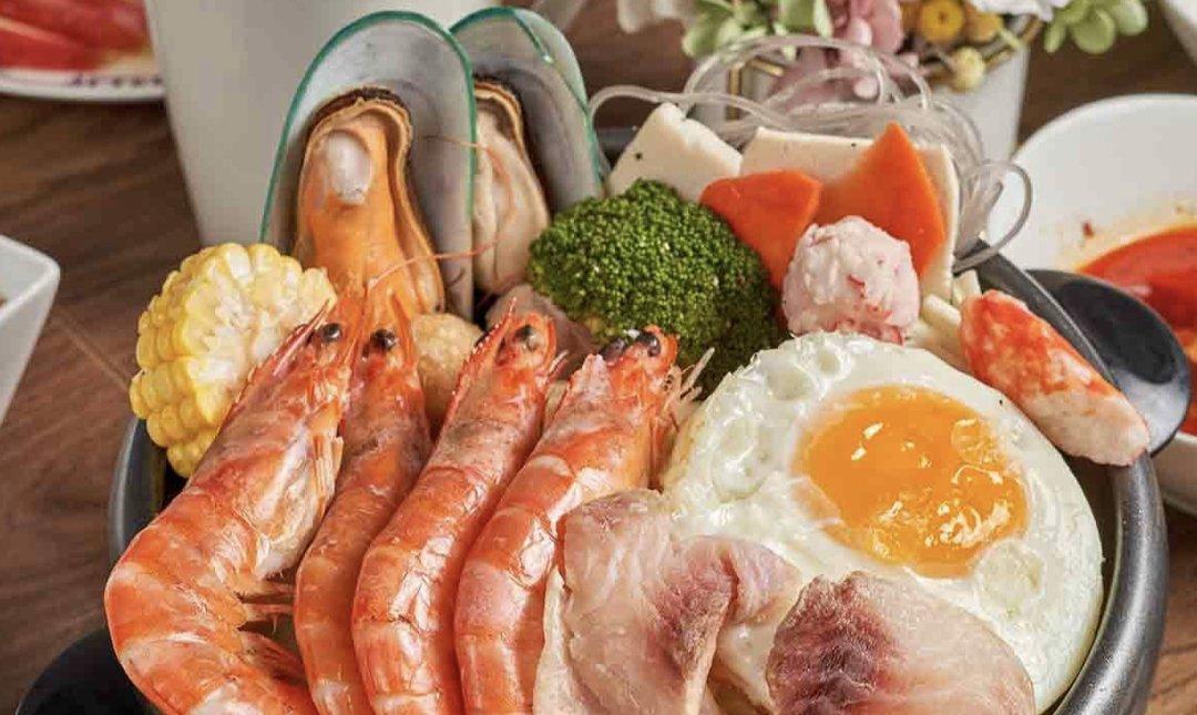 台北麻辣鍋 Q POT 食物