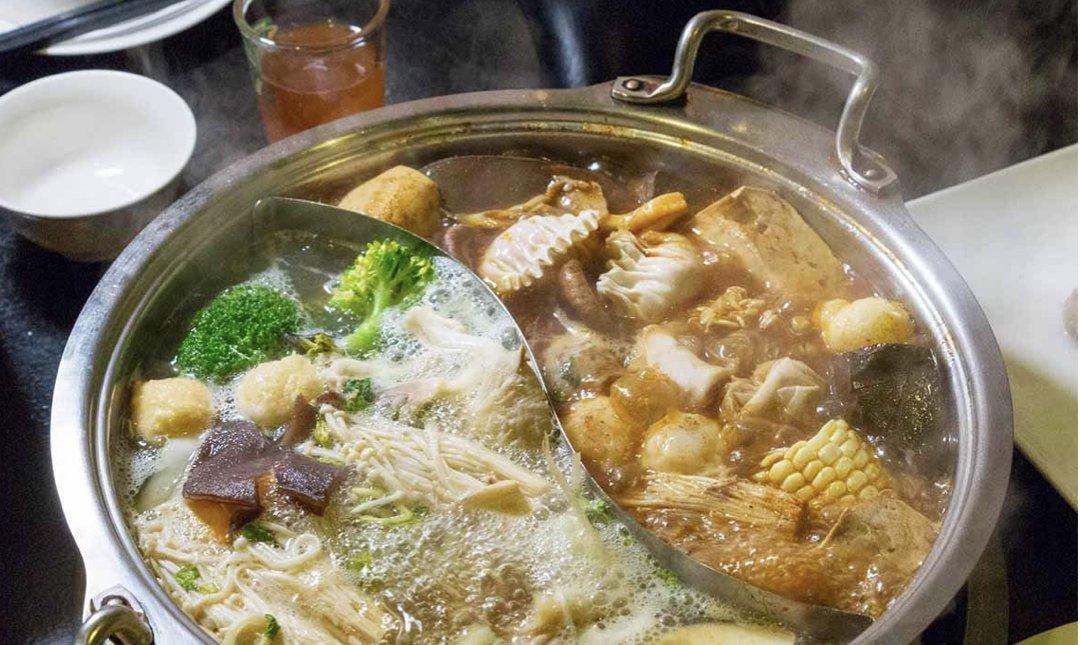 台北異國特色鍋物 香港私宅打邊爐 食物