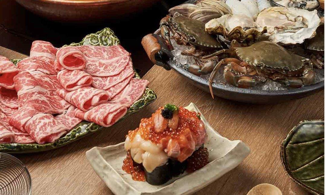台北異國特色鍋物 魚君海鮮公有市場 食物