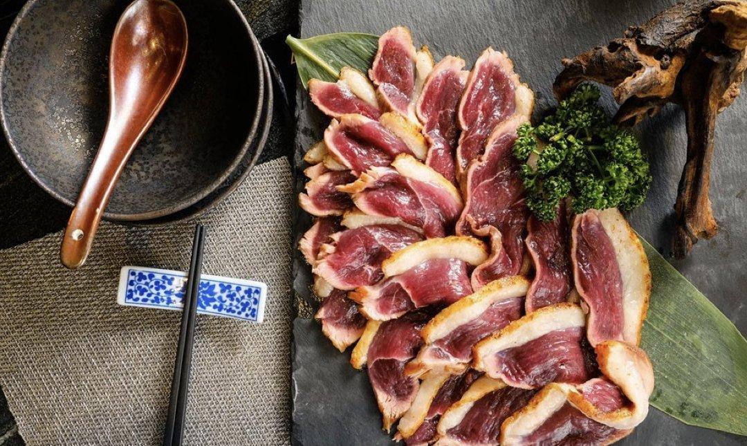 台北精緻火鍋 二本松涮涮屋 食物