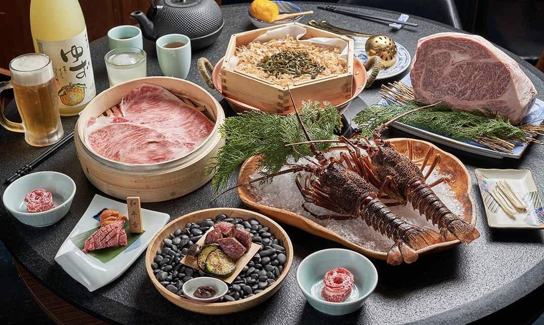 台北精緻火鍋 蘭亭鍋物割烹 食物