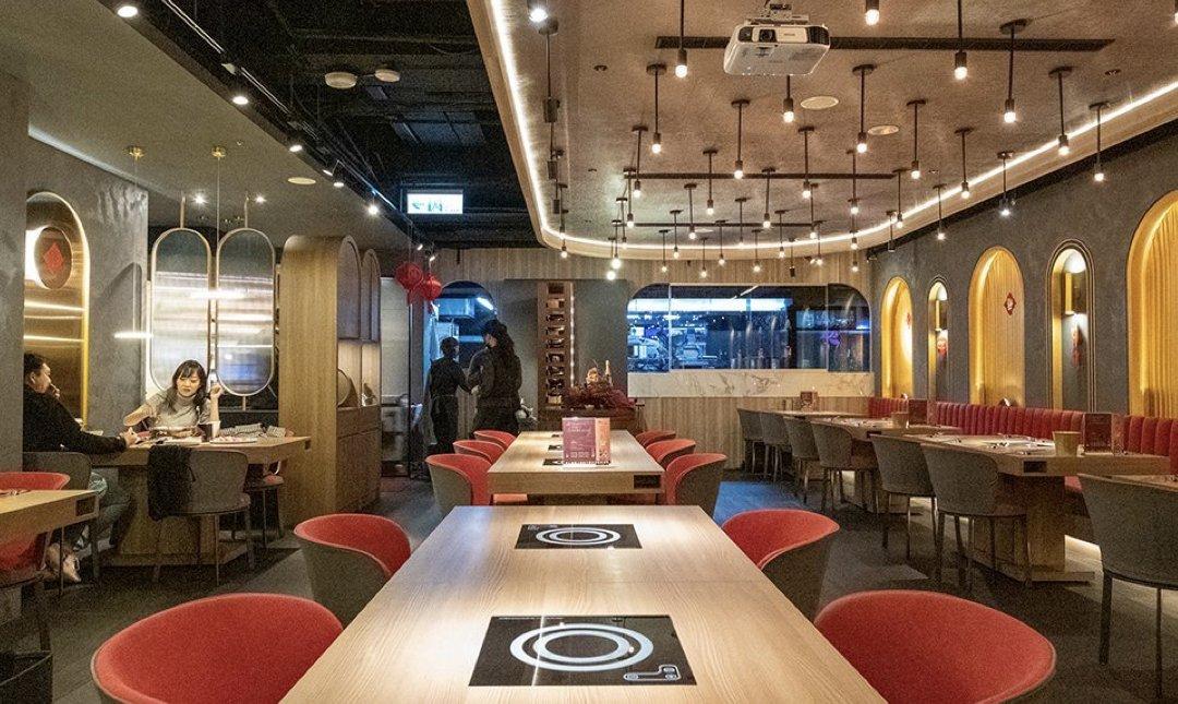 台北精緻火鍋 鍋&Bar 環境