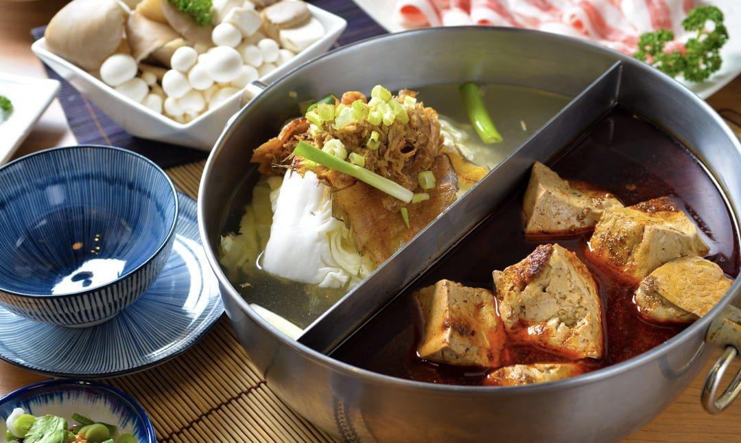 台北麻辣鍋 椒貴妃 食物