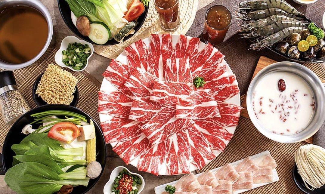 台北麻辣鍋 品湯 食物