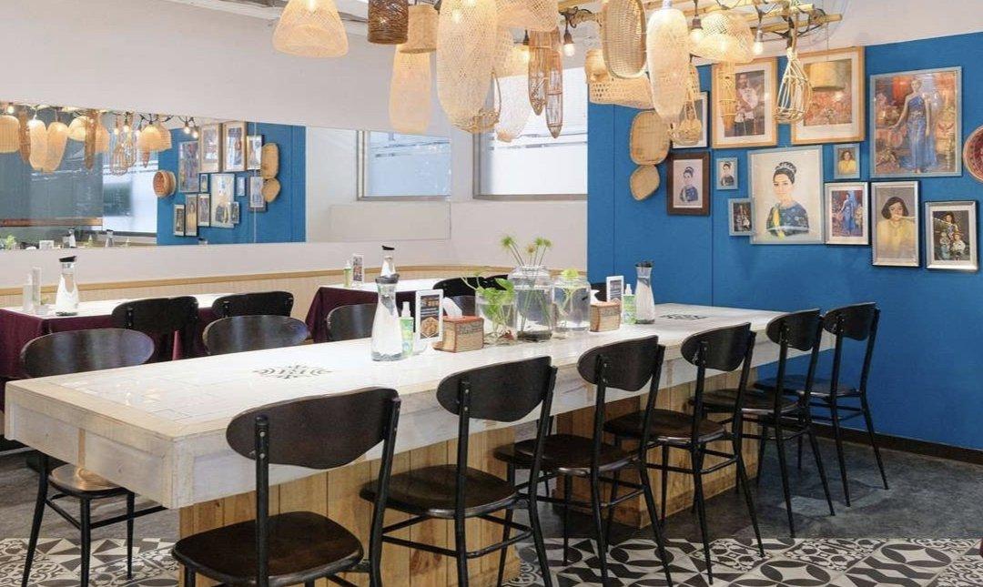 台北聚餐餐廳推薦  曼谷魚泰式 用餐環境