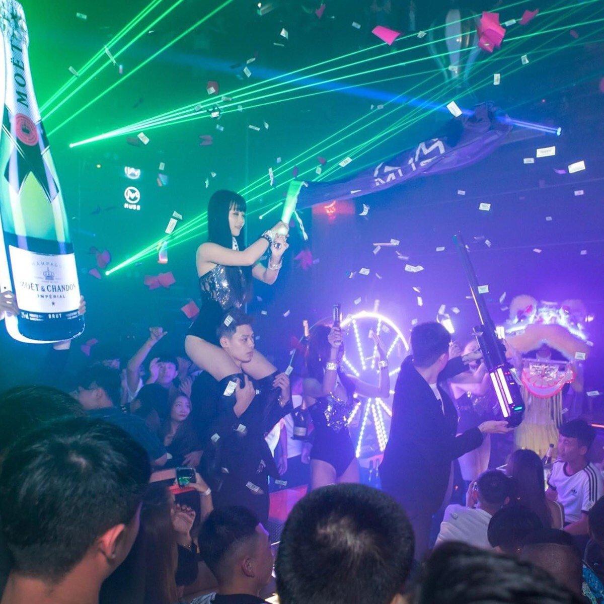bear and nightclub